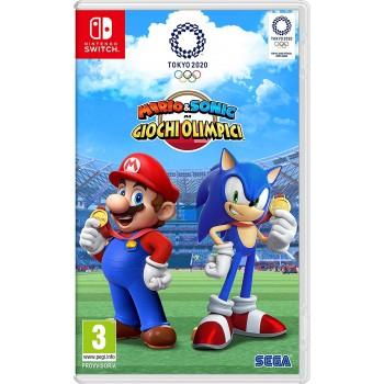 Switch Mario y Sonic ai...