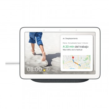 Google Nest Hub Gris Antracita