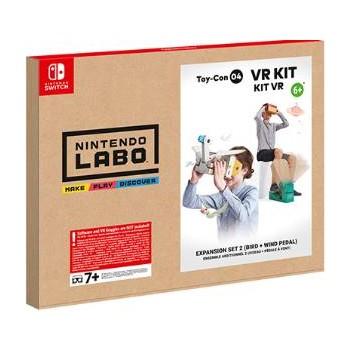 Switch LABO Kit VR - Set di...