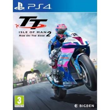 PS4 TT Isle of Man 2: Ride...