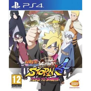 PS4 Naruto Shippuden:...