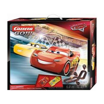Carrera Pista GO!!! Cars 3...