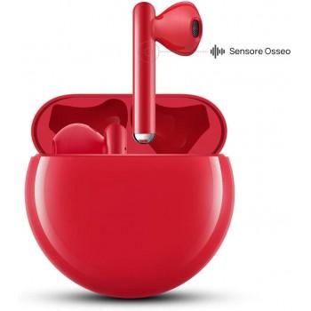 Huawei FreeBuds 3 - Rojo