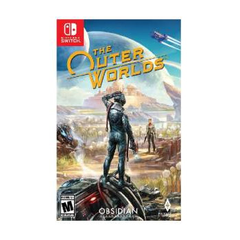 Switch Outer Worlds EU