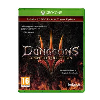 XBOX ONE Dungeons 3 -...