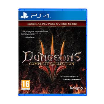 PS4 Dungeons 3 - Complete...