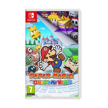Switch Paper Mario The...