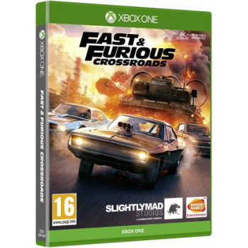 XBOX ONE Fast & Furious...