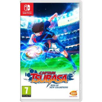 Switch Captain Tsubasa:...