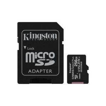 Micro SD Kingston de 256 gb...