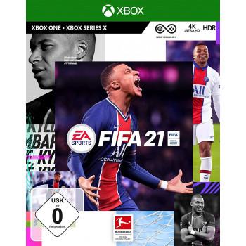FIFA el 21 de Xbox one