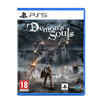 PS5 Demon's Soul Remake