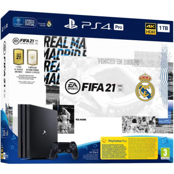CONSOLA PS4 PRO 1TB...