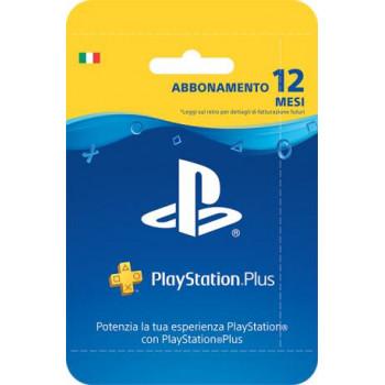 PlayStation Plus Card...
