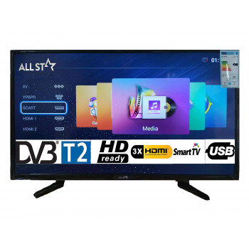 "TV LED DE 43"" ALL STAR..."