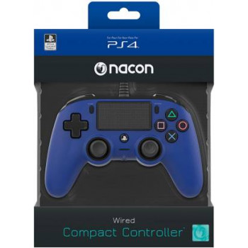 PS4 Nacon Wired Compact...