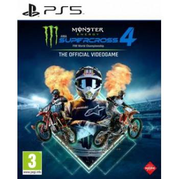 PS5 Monster Energy...