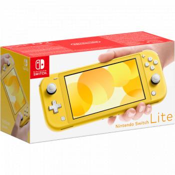 NINTENDO Switch Lite Gelb...
