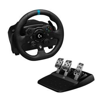Logitech volante + pedal...