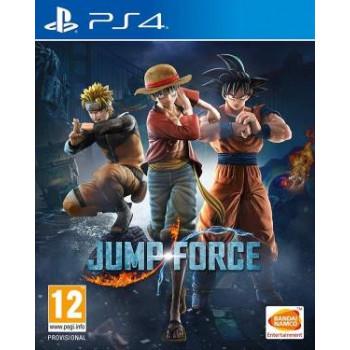 PS4 Juego Jump Force de la UE