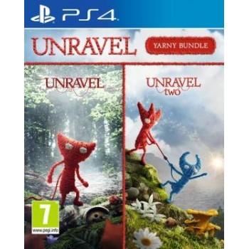 PS4 Juego de Unravel Yarny...
